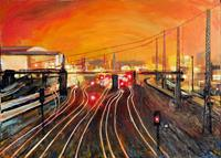 Renee-Koenig-Traffic-Railway-Contemporary-Art-Contemporary-Art