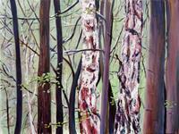 Renee-Koenig-Landscapes-Spring-Nature-Wood-Modern-Times-Realism