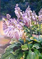 Renee-Koenig-Plants-Flowers-Landscapes-Summer-Modern-Times-Realism