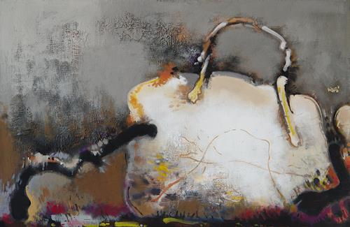 Viktor Chernilevsky, Bag and the armchair, Abstract art, Decorative Art, Contemporary Art, Abstract Expressionism