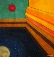MartinusLinzer-Miscellaneous-Outer-Space-Miscellaneous-Buildings-Modern-Age-Cubism
