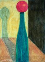 MartinusLinzer-Miscellaneous-Still-life-Modern-Age-Cubism