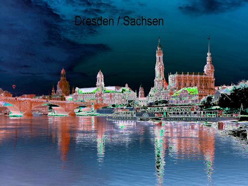 MartinusLinzer, Dresden 3.1, Interiors: Cities, Architecture, Contemporary Art