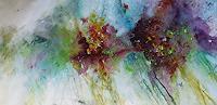 Monika-Ostheimer-Plants-Abstract-art-Modern-Age-Abstract-Art