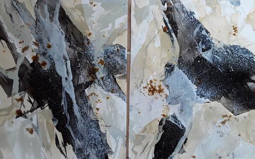 Monika Ostheimer, Abstrakt, Abstract art, Fantasy, Abstract Art