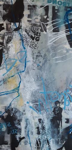 Monika Ostheimer, Stay intense!, Emotions, People, Contemporary Art