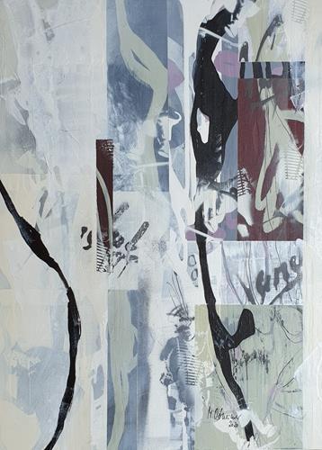Monika Ostheimer, Formensprache, Abstract art, Fantasy, Abstract Art