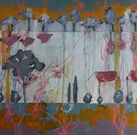 Monika-Ostheimer-Landscapes-Abstract-art-Modern-Age-Abstract-Art
