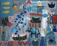 Monika-Ostheimer-Fantasy-Still-life-Contemporary-Art-Contemporary-Art
