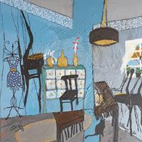 M. Ostheimer, Room in room