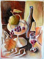 Ken-Dowsing-Meal-Decorative-Art-Modern-Age-Expressionism