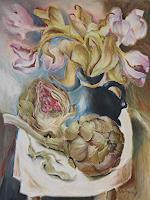 Ken-Dowsing-Nature-Decorative-Art-Modern-Age-Expressionism