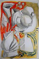 Ken-Dowsing-Decorative-Art-Nature-Modern-Age-Expressionism