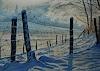 D. Gerhard, Der alte Zaun