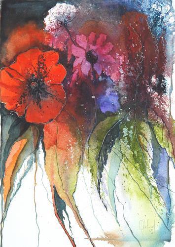 Daniel Gerhard, Floral 2, Fantasy, Plants: Flowers
