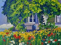Daniel-Gerhard-Landscapes-Summer-Plants-Flowers