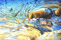 Daniel-Gerhard-Nature-Water-Nature-Rock-Modern-Age-Abstract-Art