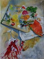 Werner-Fink-Still-life-Meal-Modern-Age-Naturalism