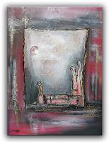 Burgstallers-Art-Abstract-art-People-Group-Contemporary-Art-Contemporary-Art