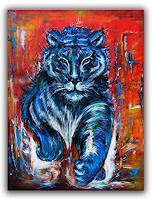 Burgstallers-Art-Miscellaneous-Animals-Movement-Contemporary-Art-Contemporary-Art