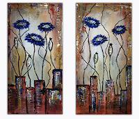 Burgstallers-Art-Plants-Decorative-Art-Contemporary-Art-Contemporary-Art
