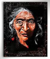 Burgstallers-Art-People-People-Faces-Modern-Age-Concrete-Art