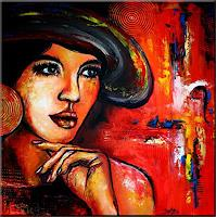 Burgstallers-Art-People-People-Faces-Modern-Age-Modern-Age