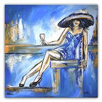 Burgstallers-Art-People-Women-People-Women-Modern-Age-Others-New-Figurative-Art