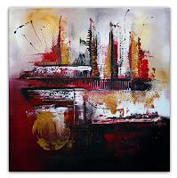 Burgstallers-Art-Abstract-art-Nature-Fire-Modern-Age-Modern-Age