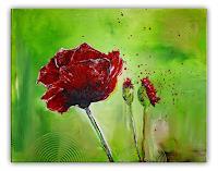 Burgstallers-Art-Landscapes-Plants-Flowers-Modern-Age-Modern-Age