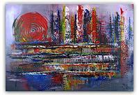 Burgstallers-Art-Abstract-art-Abstract-art-Modern-Age-Modern-Age