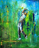 Burgstallers-Art-People-Men-Sports-Modern-Age-Abstract-Art