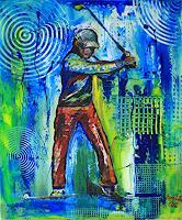 Burgstallers-Art-People-Sports-Modern-Age-Abstract-Art