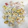 Burgstallers-Art, Blumenbild, moderne Bilder,Wohnzimmer, kaufen 120x120