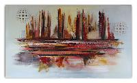 Burgstallers-Art-Abstract-art-Nature-Fire-Modern-Age-Abstract-Art