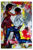 Burgstallers-Art-People-Couples-Sports-Contemporary-Art-Contemporary-Art