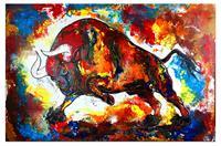 Burgstallers-Art-Animals-Abstract-art-Modern-Age-Abstract-Art