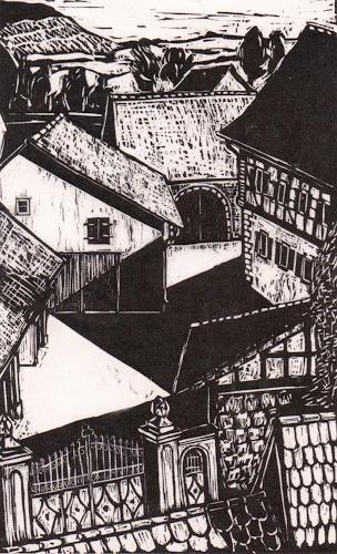Frank Dimitri Etienne, N/T, Landscapes, Realism