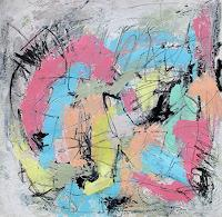 Conny-Abstract-art-Abstract-art-Modern-Age-Abstract-Art-Action-Painting