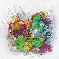 Conny-Abstract-art-Emotions-Joy-Modern-Age-Expressionism-Abstract-Expressionism