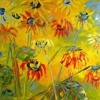 C. Hansen, Over the Rainbow | Sonnenblumen