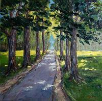 C. Hansen, Licht und Schatten