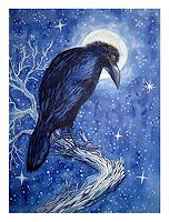 Maria-Inhoven-Animals-Air-Mythology-Modern-Age-Naturalism