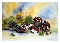 Maria-Inhoven-Plants-Fruits-Nature-Earth-Modern-Age-Naturalism