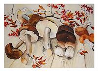 Maria-Inhoven-Plants-Fruits-Nature-Wood-Modern-Age-Naturalism