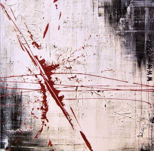 Nele Kugler, KRAFTWERK, Abstract art, Fantasy, Modern Age