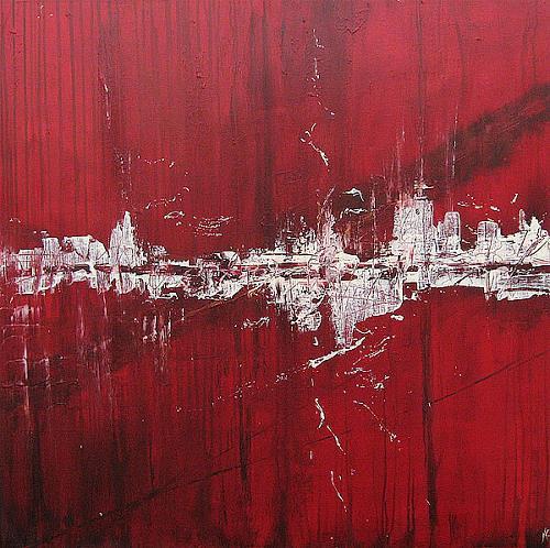 Nele Kugler, MATRIX, Abstract art, Fantasy, Contemporary Art