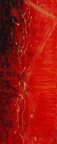 Nele Kugler, Santana, Abstract art, Fantasy, Contemporary Art