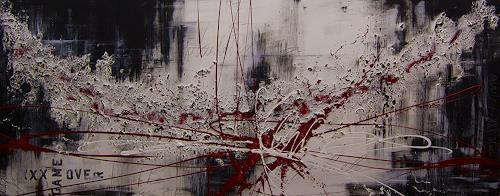 Nele Kugler, game over - Spiel durchschaut, Abstract art, Miscellaneous Emotions, Abstract Art