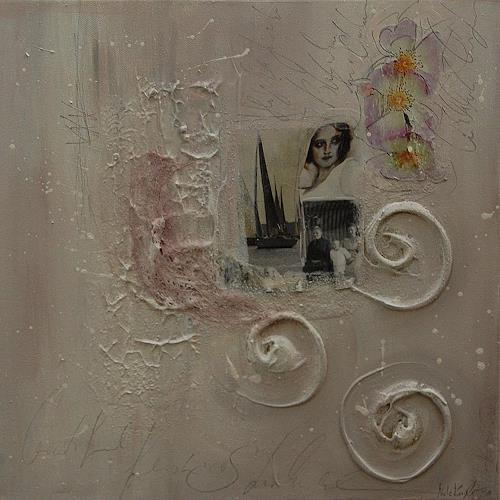 Nele Kugler, Romantica, Abstract art, Landscapes: Sea/Ocean, Abstract Art